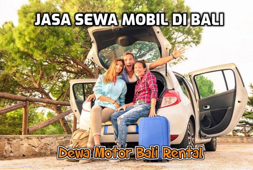 jasa sewa mobil di bali - Jasa Sewa Mobil Bali dengan Driver Terpercaya