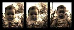 Mileys Baby Photos - Johannesburg - Curiosity in Sepia