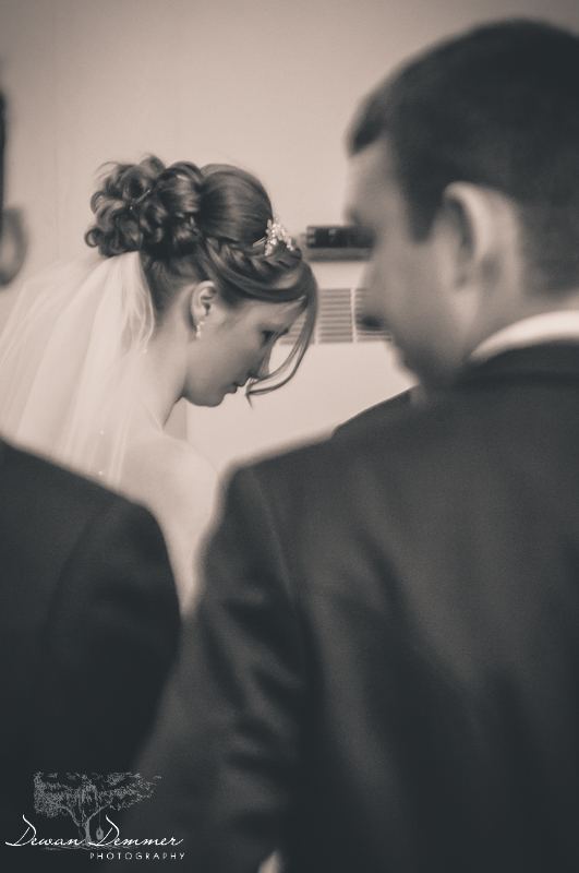 Leeds Wedding Photography at Moortown Baptist Church of the bride
