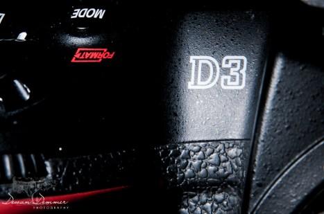 Nikon D3 Logo - Camera Gear
