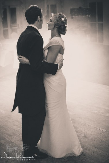Wedding Couple on the Dancefloor