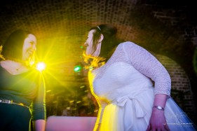 Bride on the dance floor