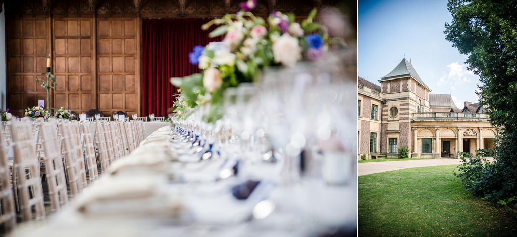 Classic Wedding at Eltham Palace