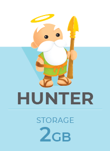 Hunter - Cloud Hosting Murah Dewaweb