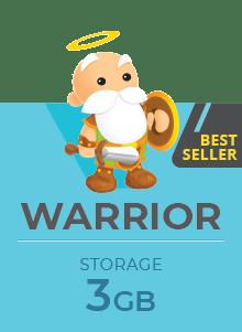 Warrior - Cloud Hosting Murah Dewaweb