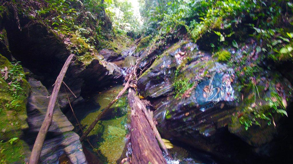 Upper Marianne Gorges