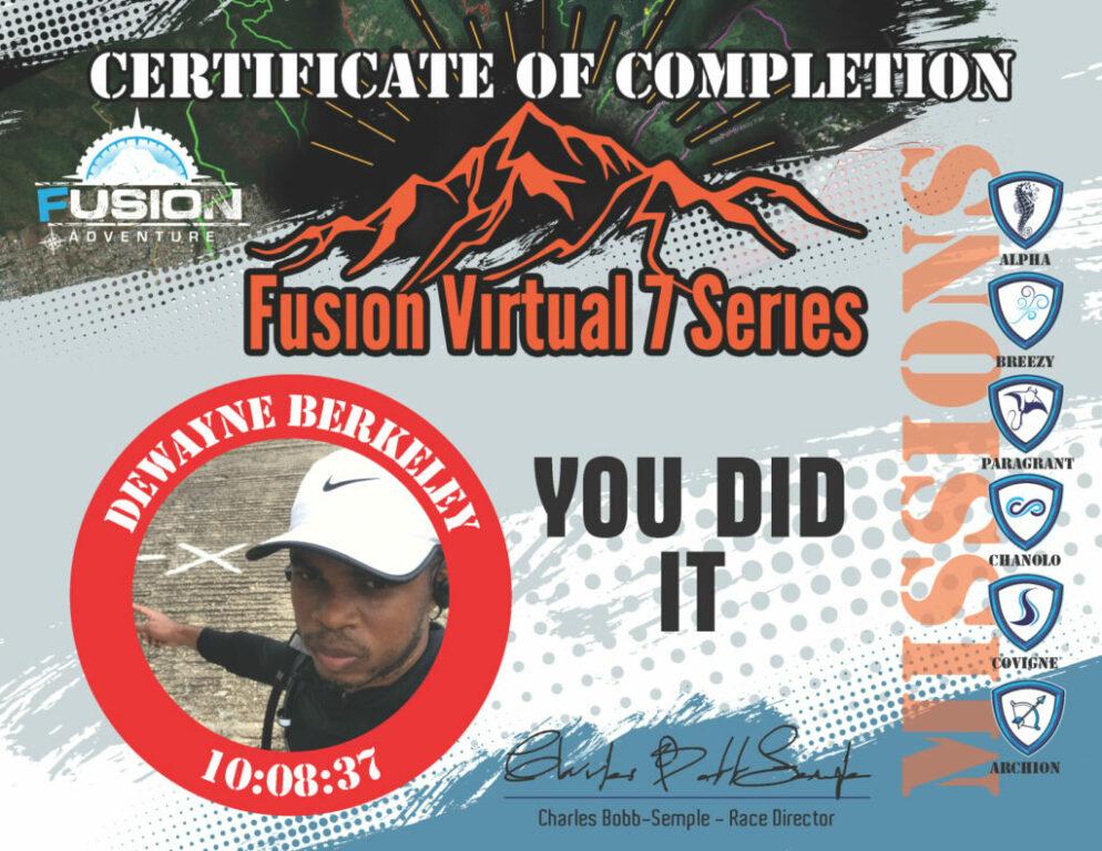 Fusion Virtual 7 – Through my eyes.
