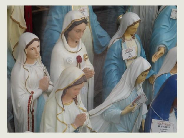 Scherpenheuvel de ene Maria is de andere niet