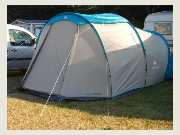 Decathlon Arpenaz Family 4.1. tent