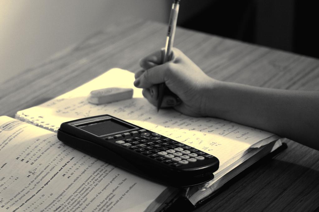 Examentips : zoals vergeet het nodige materiaal niet op je examen !