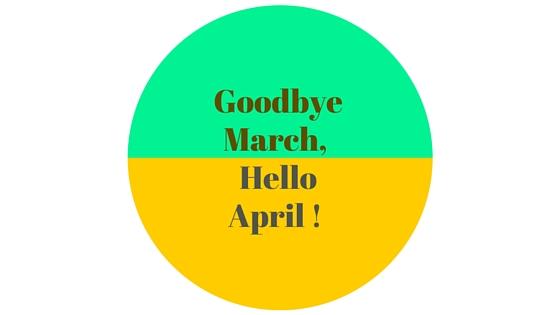 2016 goodbye march GOOD
