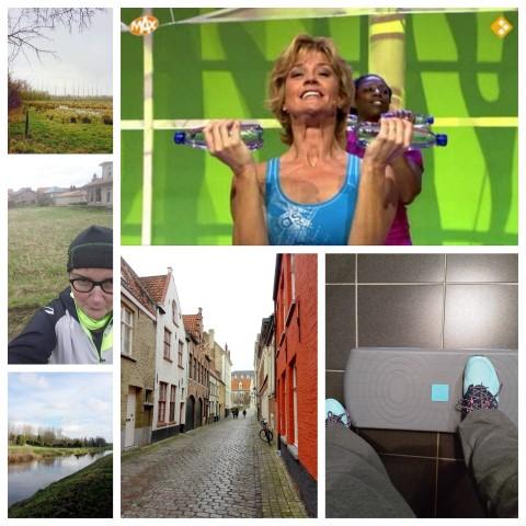 40 dagen fit week 1