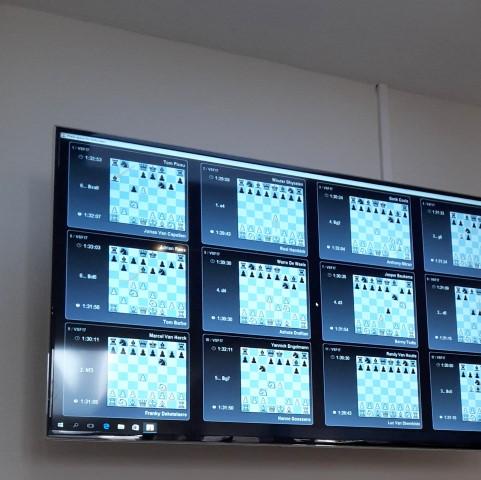 schaaktoernooi Gent