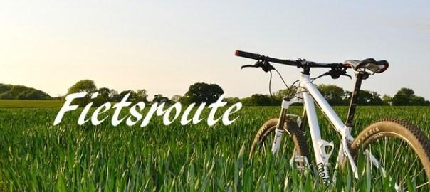 fietsroute