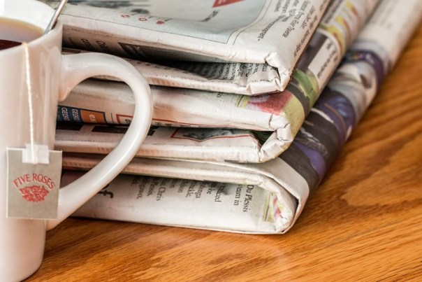 Nieuws als ik toch moet kiezen, dan de krant