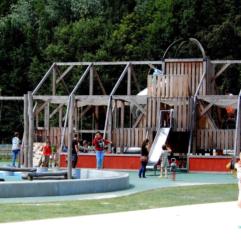 Wandeling Tervuren speeltuin