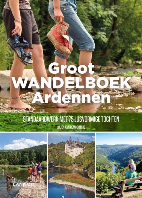 Groot wandelboek Ardennen