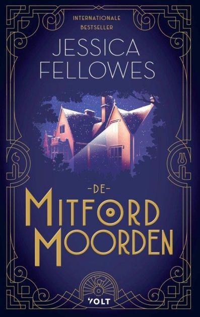 Spannende boeken: De Mitfordmoorden van Jessica Fellowes