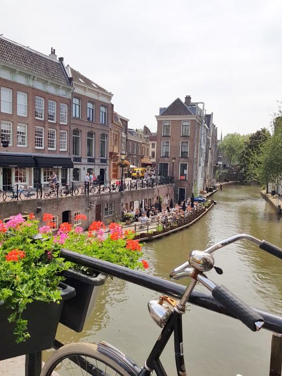Utrecht stadsbeeld