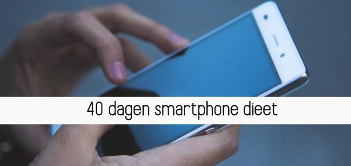 smartphone dieet
