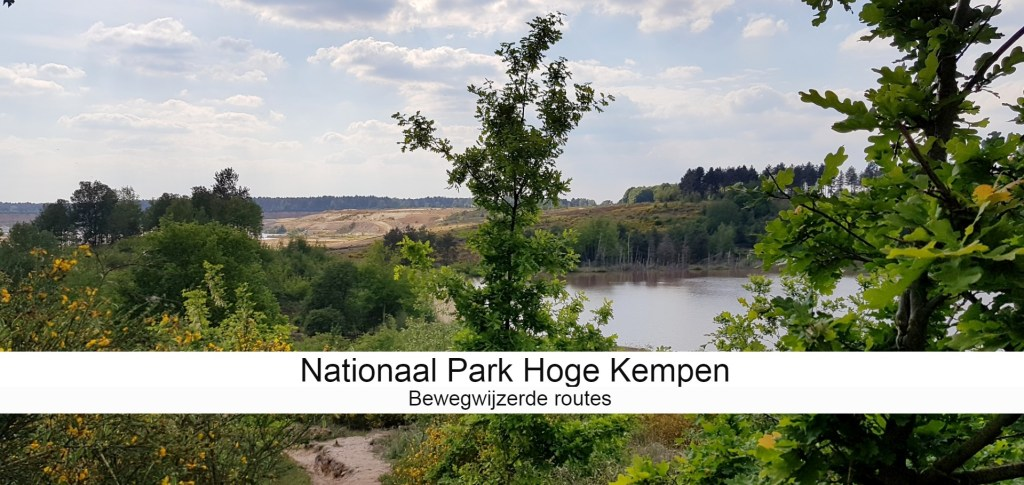 Wandeltip Nationaal Park Hoge Kempen