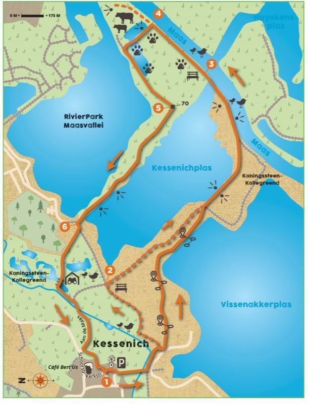 Uittreksel Avontuurlijk Wandelen in Vlaanderen. 20 tochten voor grote en kleine avonturiers dicht bij huis.