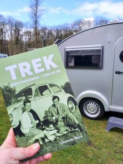 Cover boek 'Trek' van Charlotte Kleyn