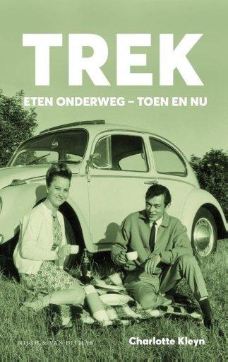 Cover boek Trek van Charlotte Kleyn