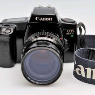 tweedehands canon eos 1000f camera kopen