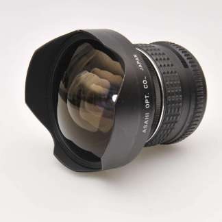 analoge fish eye lens te koop