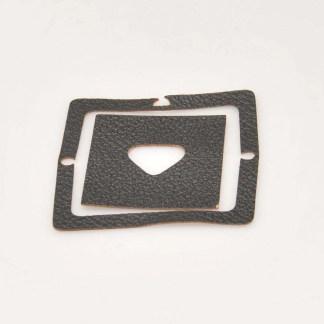 bekleding voor topplaat Rolleiflex