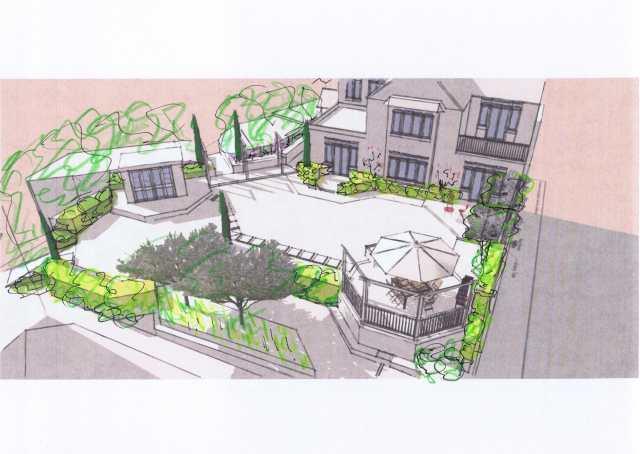 3D drawings, Lynton, East Grinstead