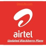Airtel BlackBerry Plans And Activation Codes In Nigeria