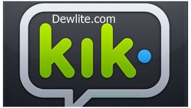 How To Update your Email on Kik Messenger