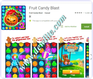Fruit Candy Blast download