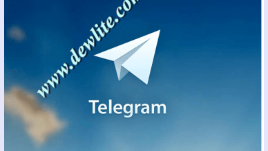 Telegram login