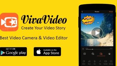 VIVAVIDEO FREE VIDEO EDITOR APP FREE