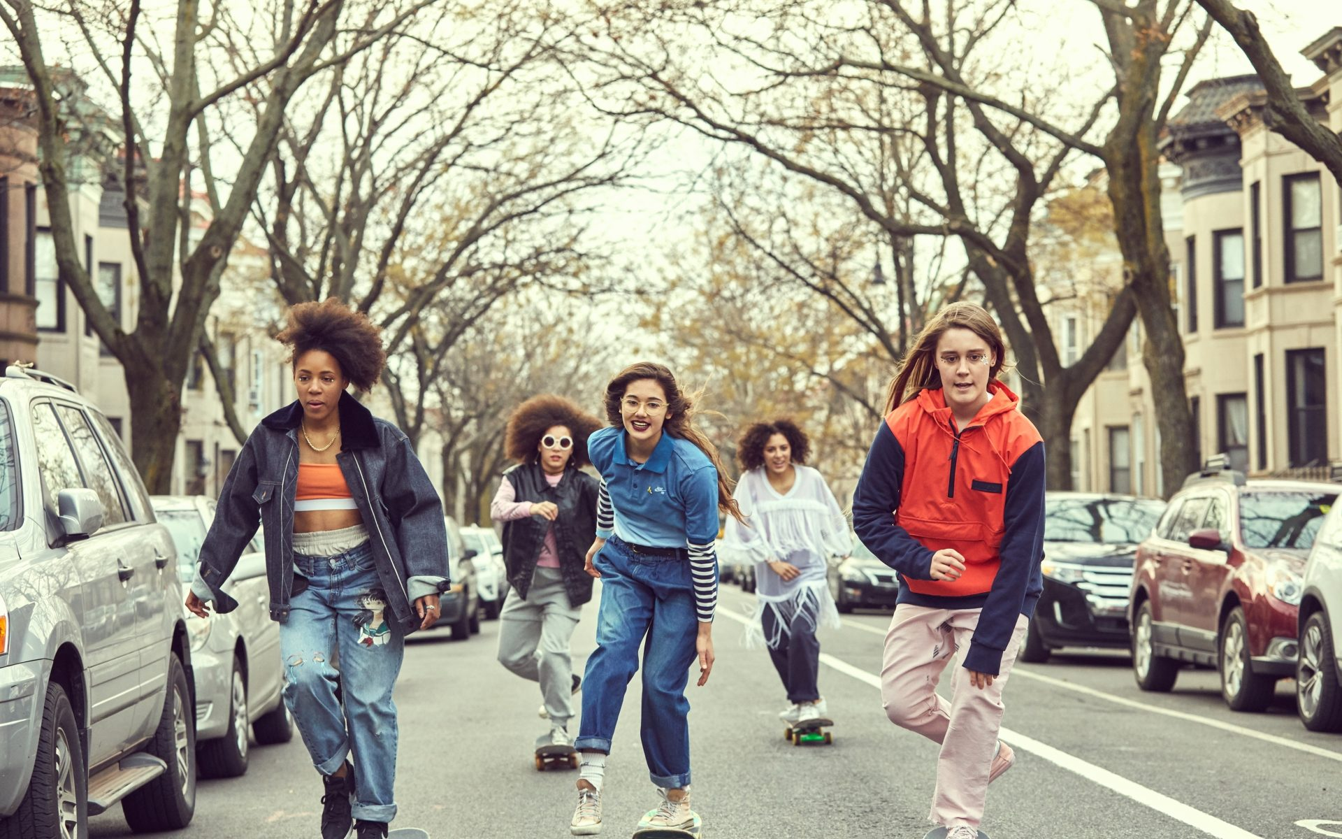 Watch Skate Kitchen Trailer About Nyc S Young Sk8r Grrrls