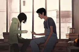 "Netflix's New Animated Film ""I Lost My Body"" Delves Into the Gritty Side of Paris"