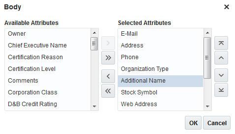 additional names search setup