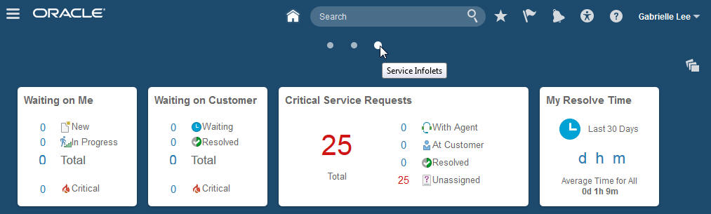 service infolets