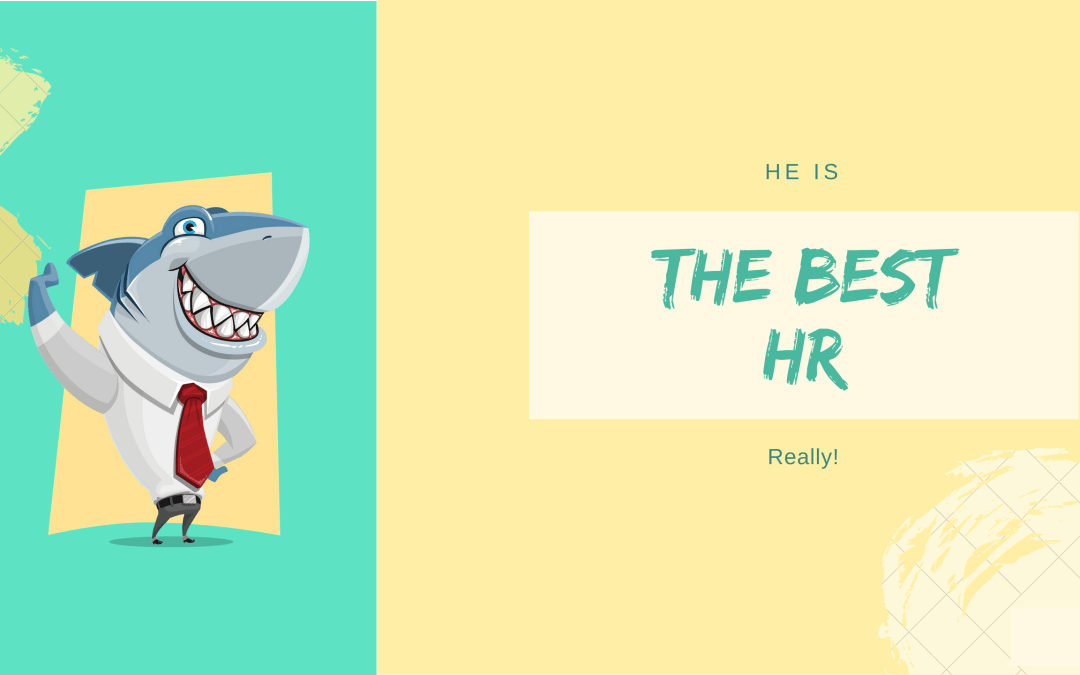 "This ""Human"" Is The Best HR And These Are The 5 Reasons Why?"