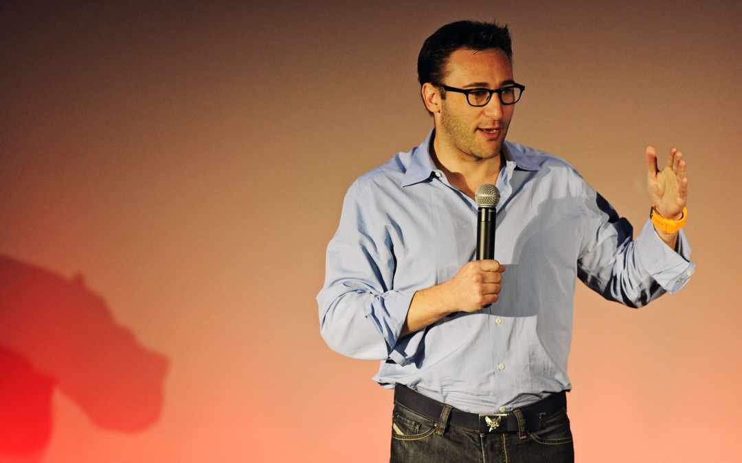 Are You A Good Leader? Simon Sinek, Ted Speaker, Shares The Secret Of Being The Best Leader
