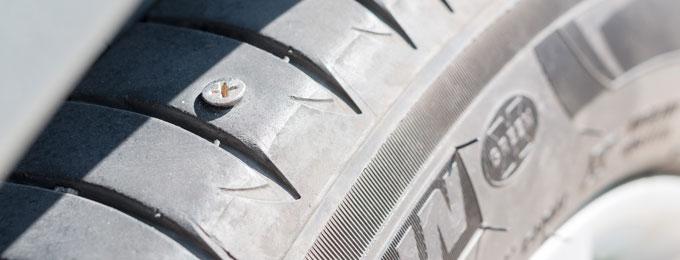 Tyre Puncture Repairs British Standard Repairs Dexel