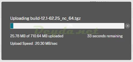 Uploading Firmware