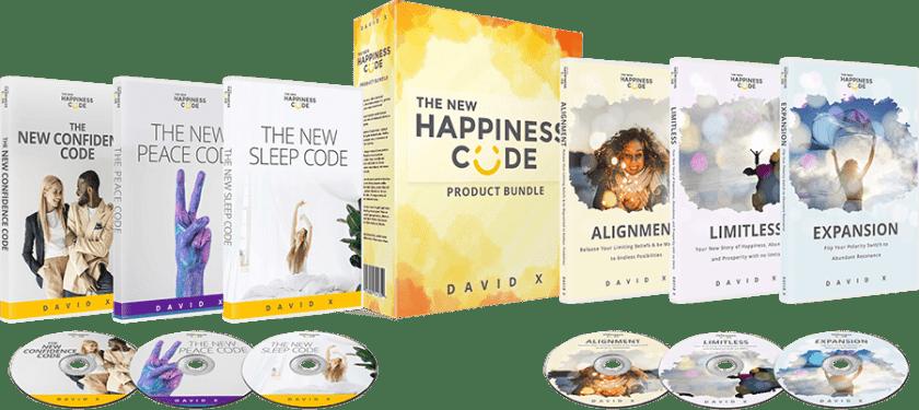 The New Happiness Code David X