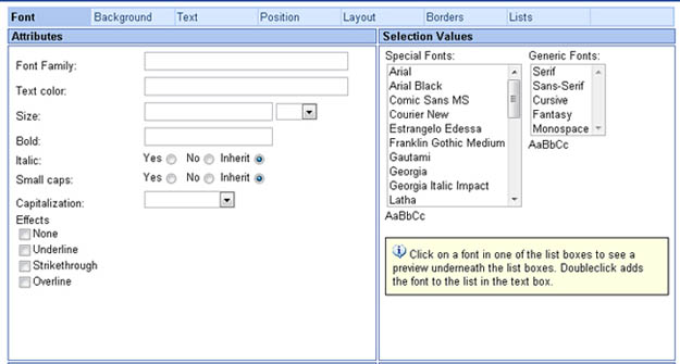 css-mate-online-editor