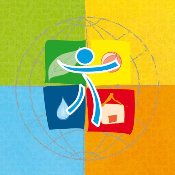 Journée mondiale de la santé | Logo
