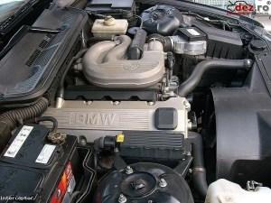 Vand motor bmw e36 318i 1 8i m43 benzina distributie pe