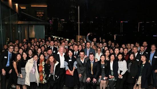 Dezan Shira & Assocaites' 25th Anniversary Group photo